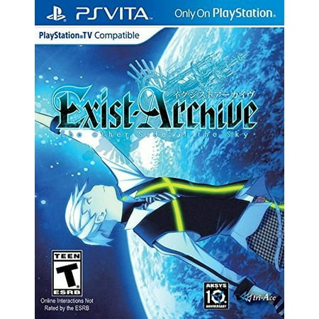 Exist Archive, Aksys Games, PS Vita, 853736006125