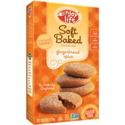 Enjoy Life Gingerbread Spice Soft Baked Cookies, 6 oz (Pack of 6)