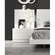 JandM Furniture 1793211-NSL Seville Night Stand - Facing Left