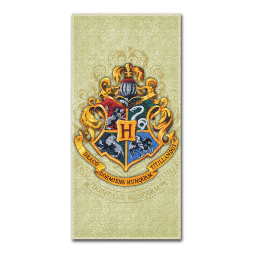 Northwest Co. Entertainment Harry Potter Beach Towel