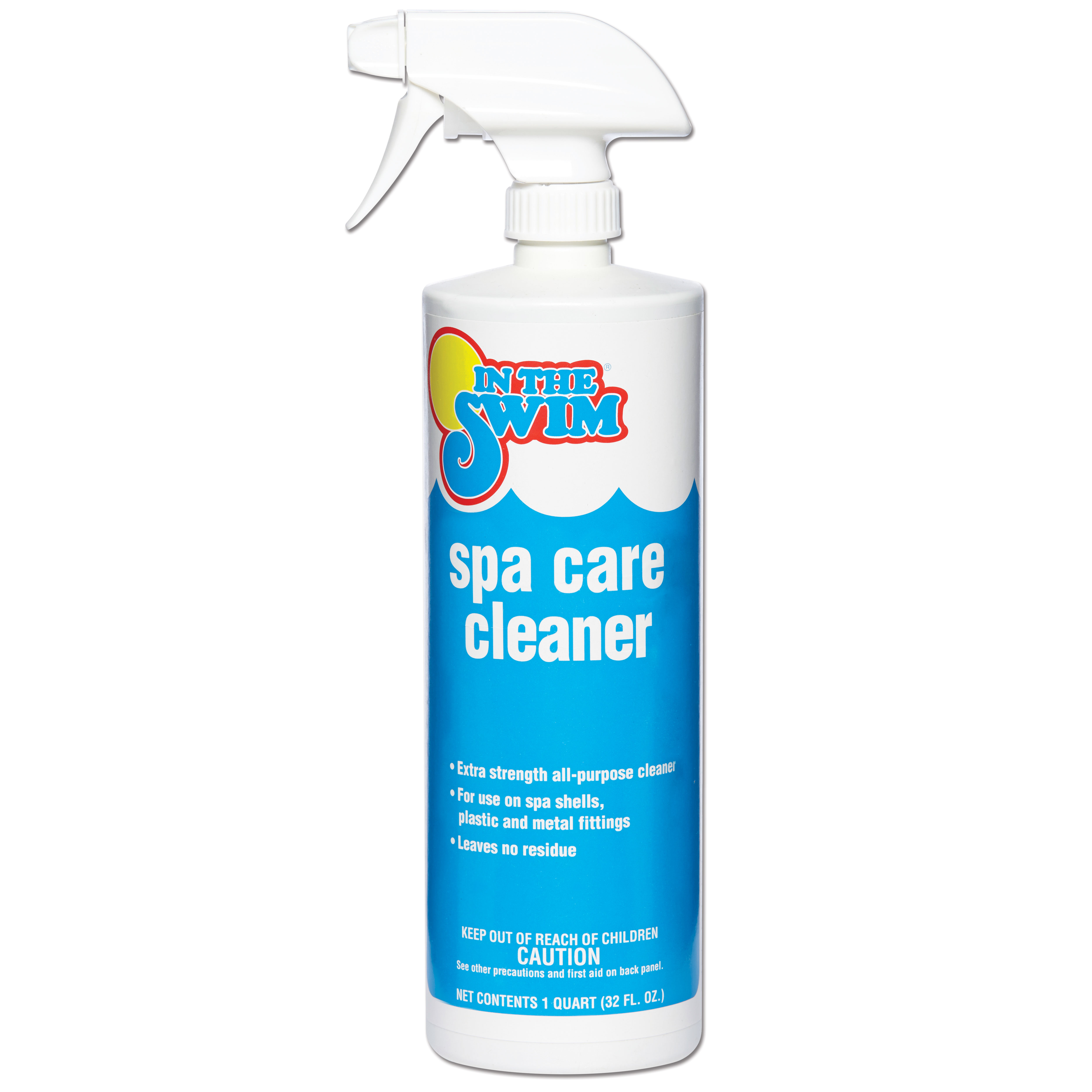 In The Swim Spa and Hot Tub Cleaner 12 x 1 Quarts by
