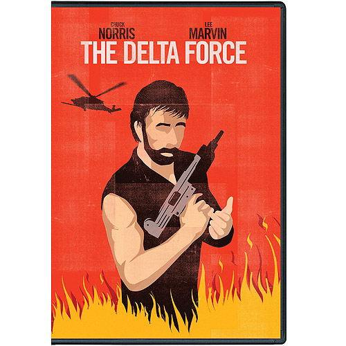 The Delta Force (Full Frame)