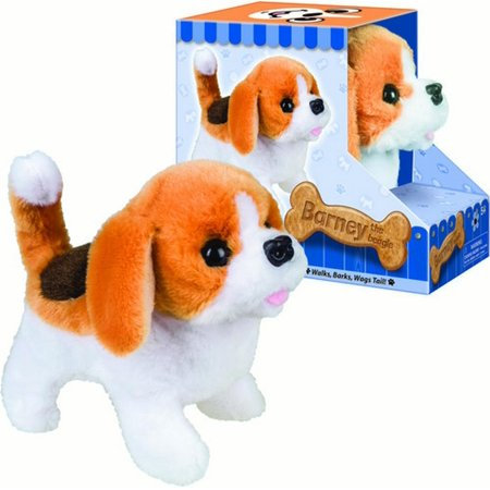 Barney the Beagle: Paw Pals: We Walk, Wag Out Tails and (Barley Toy Candy)