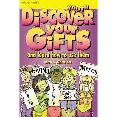 Discover Your Gifts Youth Student Book : And Learn How to Use Them - Cute Halloween Gifts For Students