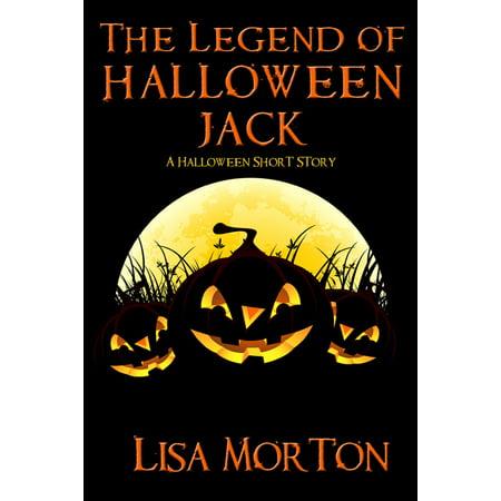The Legend of Halloween Jack - eBook - Jack Legend Halloween