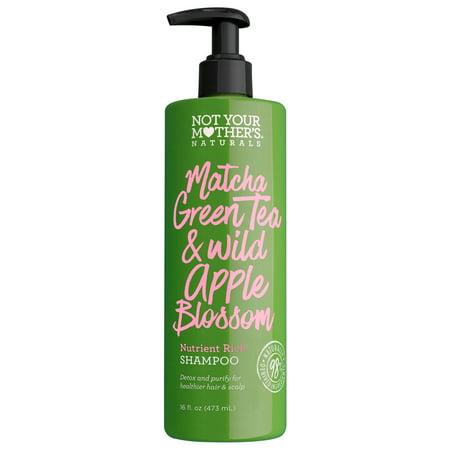 Not Your Mother's Naturals Matcha Green Tea & Apple Blossom Shampoo, 16 oz