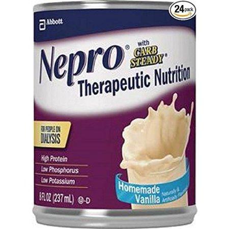Nepro Carb Steady Rtd Vanilla 8Oz Each