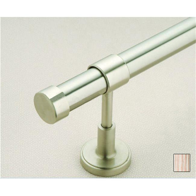 Winart USA 8.1016.45.11.120 Palas 1016 Curtain Rod Set - 1,75 po - Cuivre flash - 48 po - image 1 de 1
