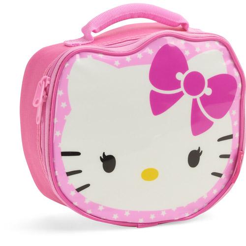 Hello Kitty Face Lunch Kit