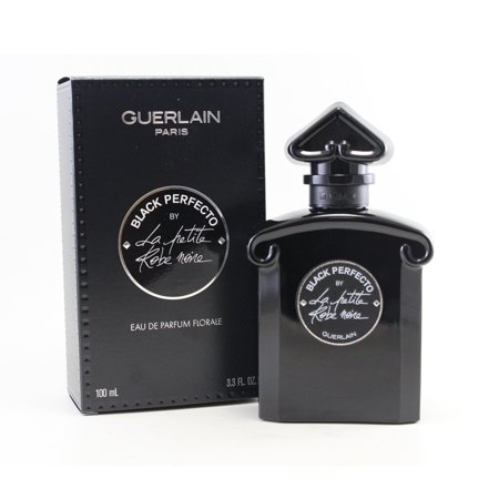 La Petite Robe Noir Black Perfecto Eau De Parfum Spray 3.3 Oz / 100 Ml for Women by Guerlain (Lollia Petite Perfumed Luminary)