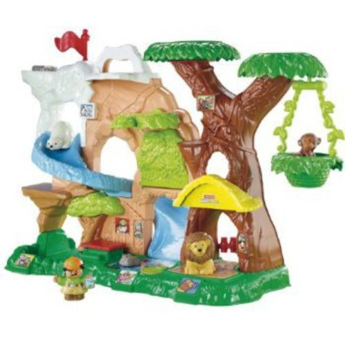 Fisher-Price Little People Zoo Talkers Animal Sounds Zoo
