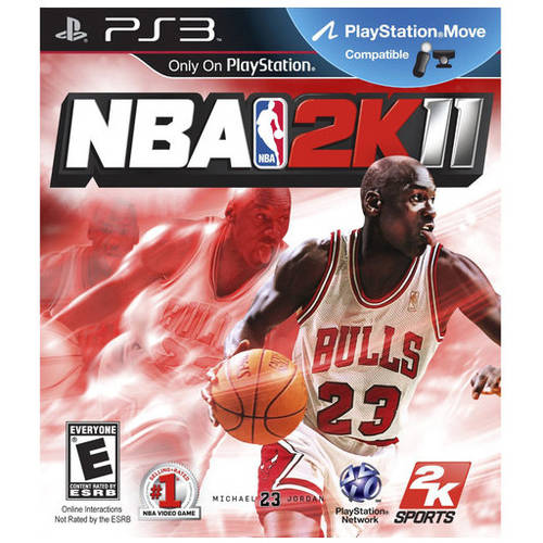 Nba 2K11 (PS3) - Pre-Owned