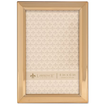 4x6 Gold Metal Picture Frame - Classic Bevel](4x6 Gold Frames)
