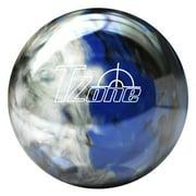 Best New Bowling Balls - Brunswick T-Zone Indigo Swirl Bowling Ball (10lbs) Review