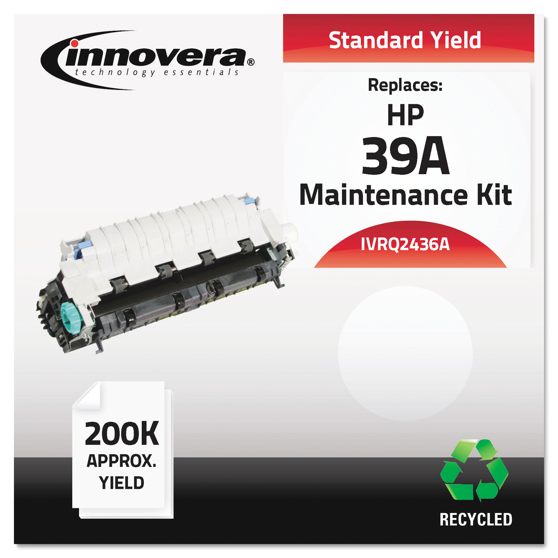 Innovera Remanufactured Q2436A (4300) Maintenance Kit