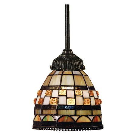 Elk Lighting Mix-N-Match 078-TB-10-LED 1 Light Pendant
