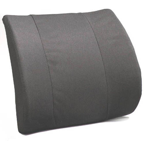 Jobri BetterBack Trisectional Molded Winged Lumbar, Grey