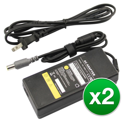 """Adapter for Lenovo 40Y7659 2-Pack Laptop Adapter"""