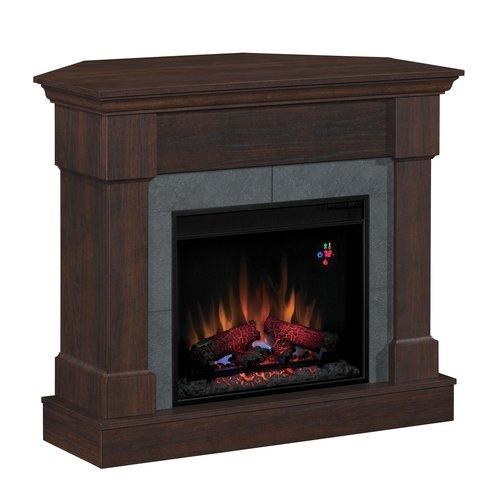 Chimney Free Dual Electric Fireplace Heater Walmart Com