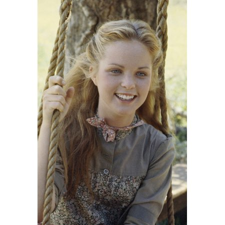 Melissa Sue Anderson in Little House on the Prairie smiling portrait season 4 24x36 (Melissa Anderson From Little House On The Prairie)