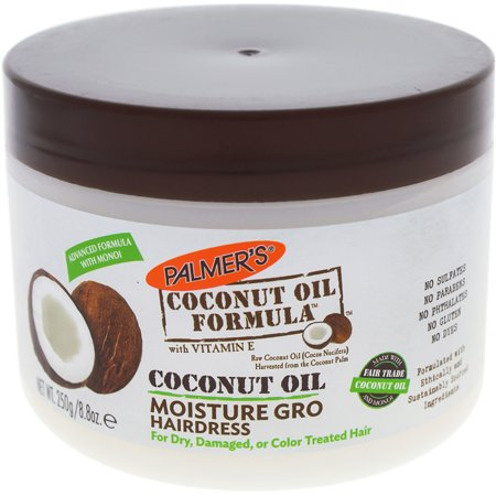 Palmer's Coconut Oil Formula Moisture Gro with Vitamin E, 8.8 Ounces Each - Gru With Wig