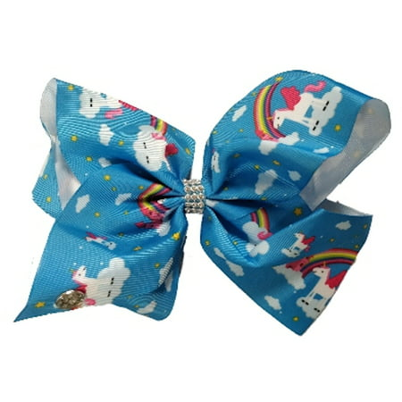 License Jojo Siwa Unicorn/rnbw Party Bow