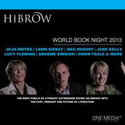 HiBrow: World Book Night 2013 - Audiobook