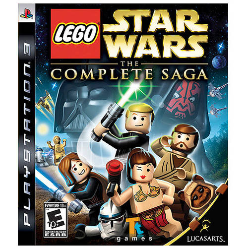 Lego Sw Complete Saga  (PS3) - Pre-Owned