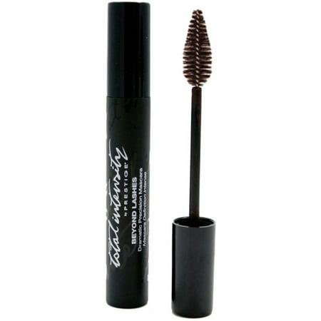Dramatic Mascara (3 Pack - Prestige Total Intensity Beyond Lashes Dramatic Precision Mascara, Molten Brown 0.36 oz )