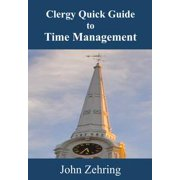 Clergy Quick Guide to Time Management - eBook