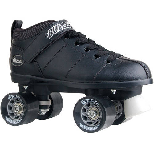 Chicago Men's Bullet Speed Skates, Black