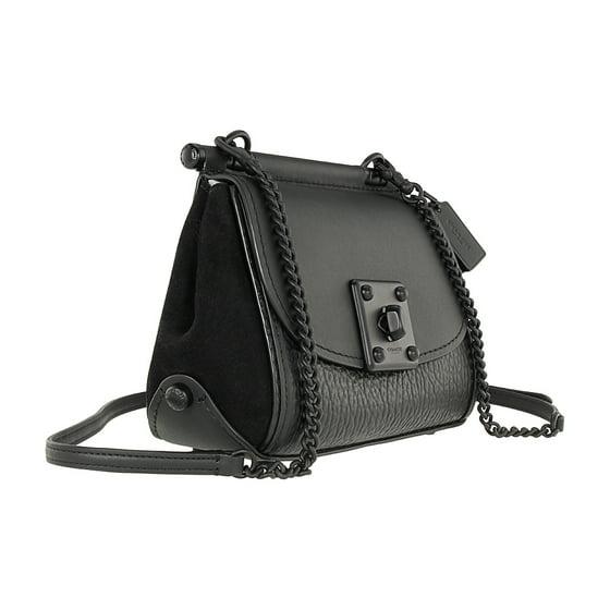 Coach - Drifter Ladies Medium Leather Crossbody Handbag 59048 ... ddd64a9c4aea2