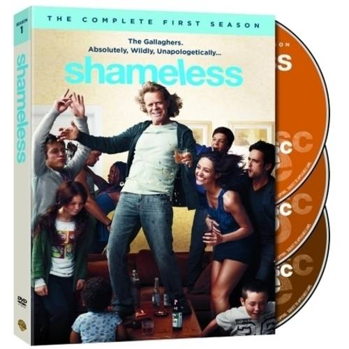 SHAMELESS-COMPLETE 1ST SEASON (DVD/3 DISC)