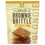 Sheila Gs Blondie Meyer Lemon Brownie Brittle 5 oz. Bagged