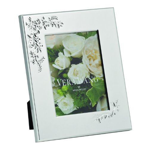 Vera Wang Lace Bouquet Picture Frame
