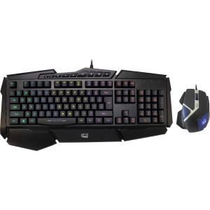Adesso EasyTouch 136CB Illuminated Gaming Keyboard and Mouse Combo