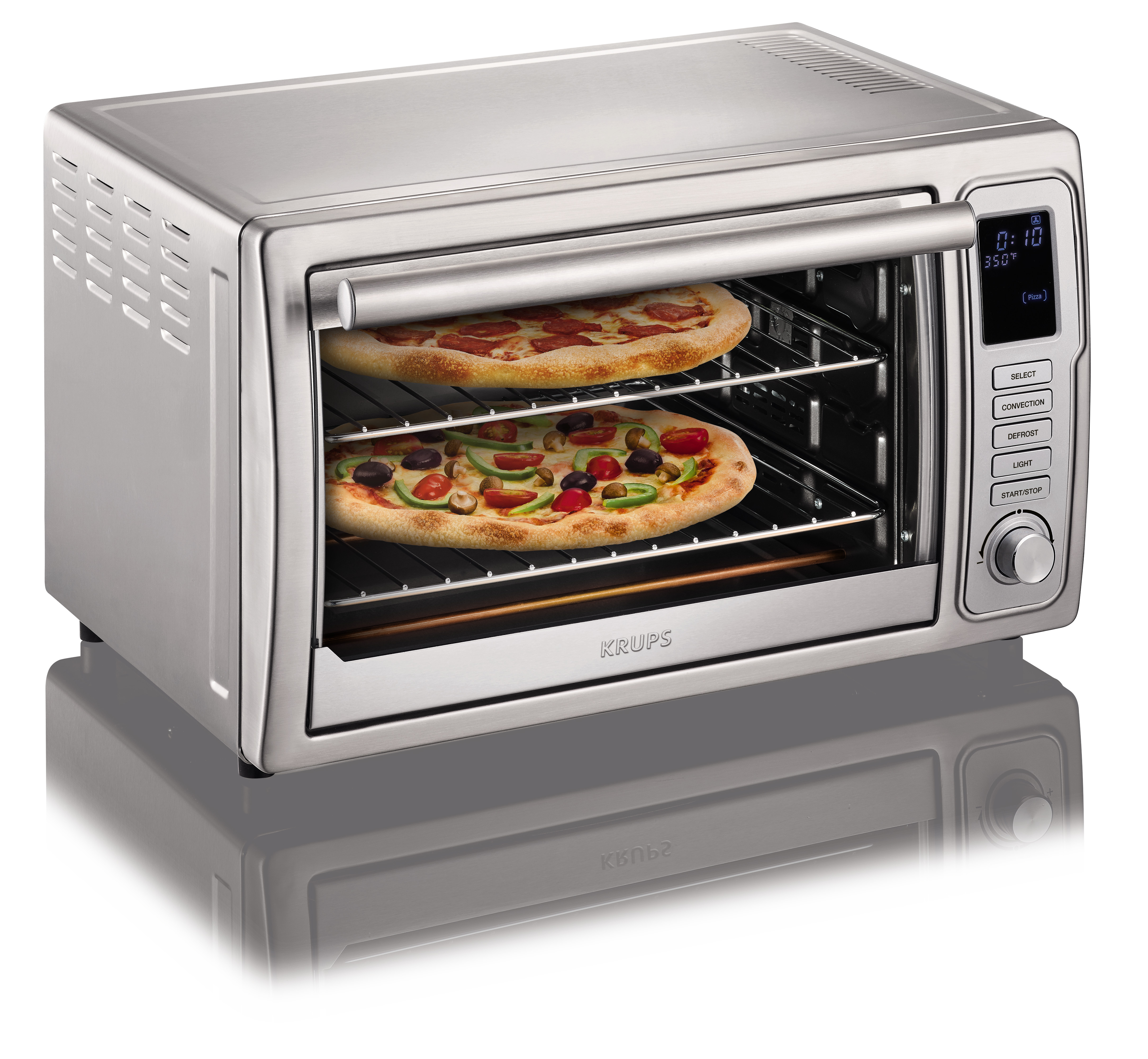 steel stainless toaster oven view slice larger hamilton beach dp smallest
