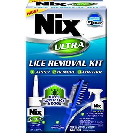 Nix Ultra Lice Removal Kit 1 Count Each