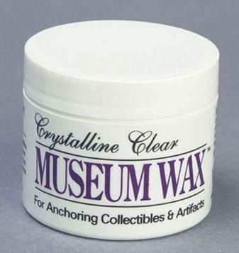 Dollhouse Clear Museum Wax, 2 Oz