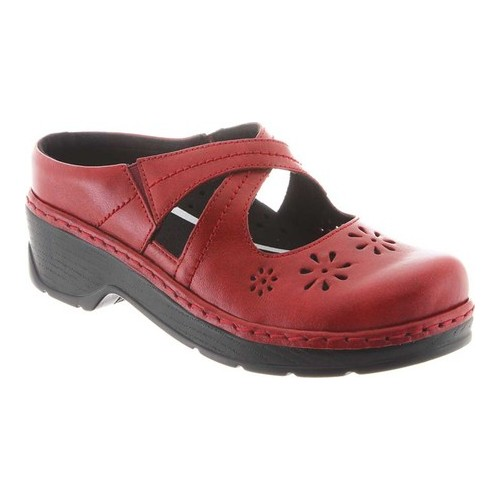 Newport by Klogs Footwear Women's Carolina Crisscross Nursing Shoe