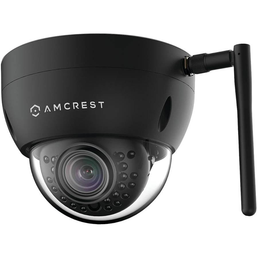 Amcrest ProHD 3.0-Megapixel WiFi IP Dome Camera