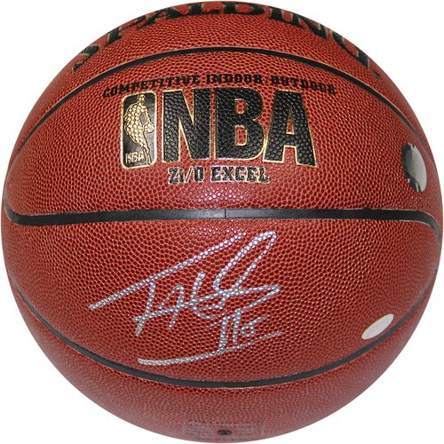 Steiner Sports Tim Hardaway Signed Zi/O Basketball