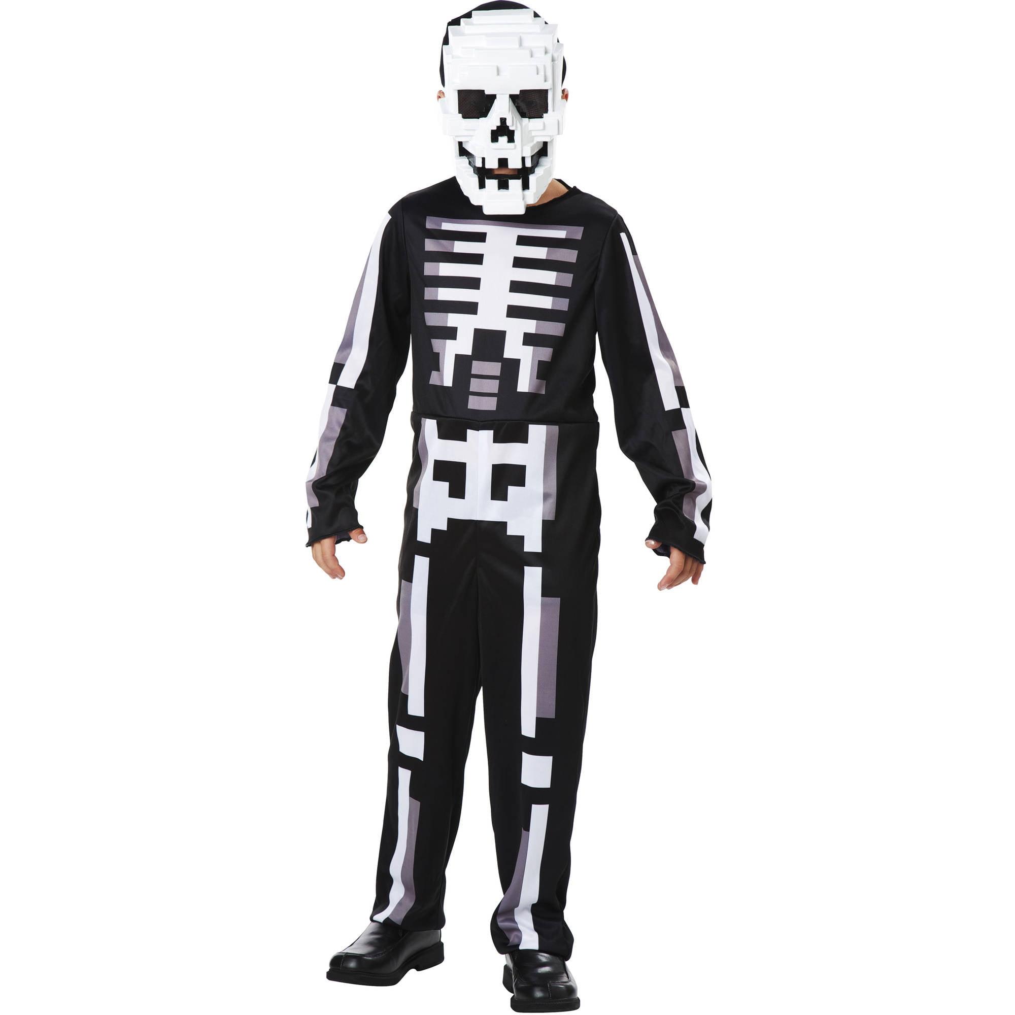 skeleton child halloween costume walmartcom - Halloween Walmart