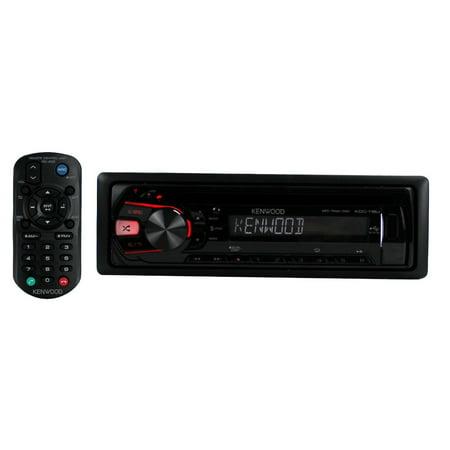 Kenwood Kdc 118u In Dash 1 Din Cd Aux Usb Mp3 Am Fm Car Audio