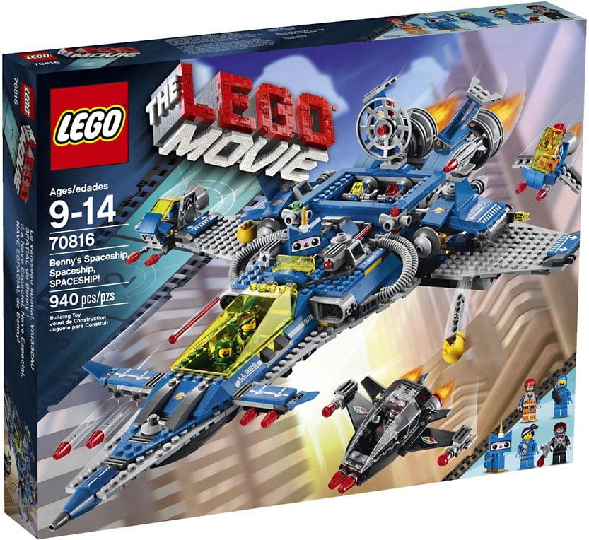 Lego Movie Benny's Spaceship, Spaceship, SPACESHIP! by Lego