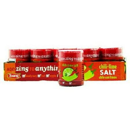 Twang, Beer Salt Shkr Chili Lime, 1.15-Ounce (10 Pack)