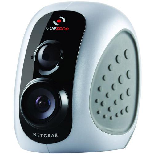 NETGEAR VueZone Wire-free Video Monitoring System (VZSM2200-100NAS)
