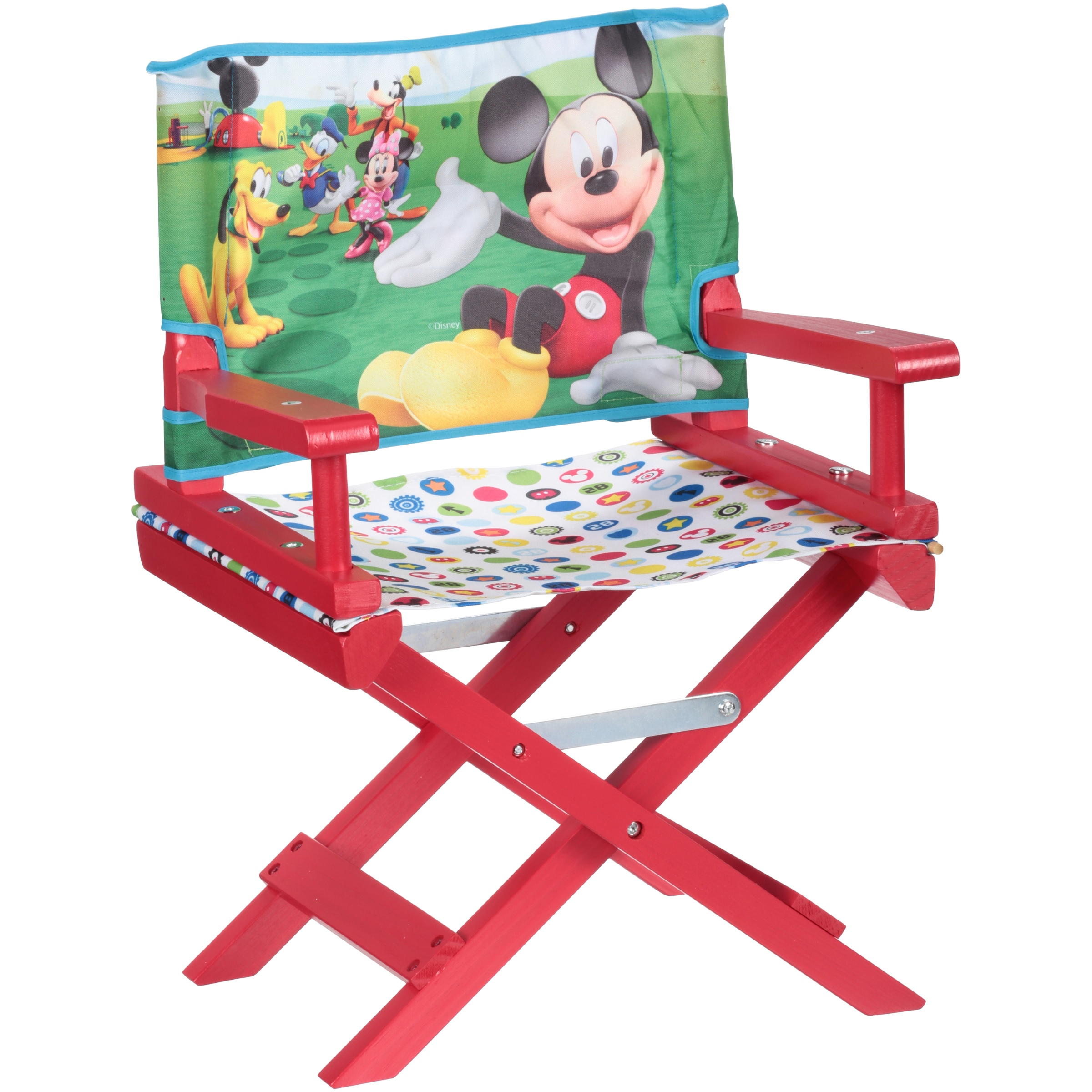 Delta Children Disney Junior Mickey Mouse Clubhouse Director's Chair
