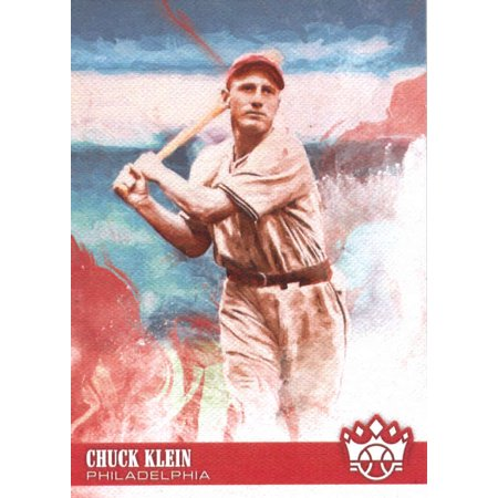 2018 Panini Diamond Kings #37 Chuck Klein Philadelphia Phillies Baseball