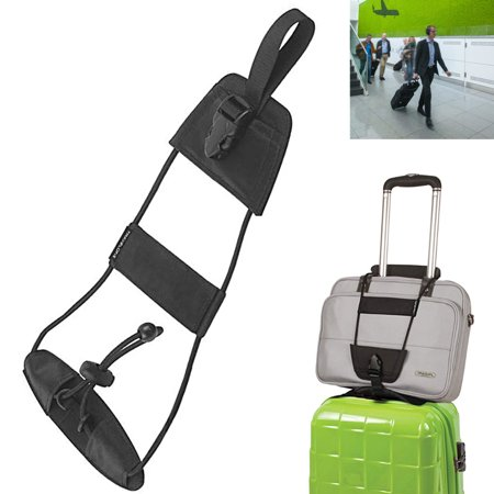 Travelon Bungee Organizer Bag Portable Secure Travel Luggage Strap Multi-Bag New